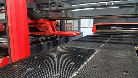 Support for the EML + TK line of Amada machines