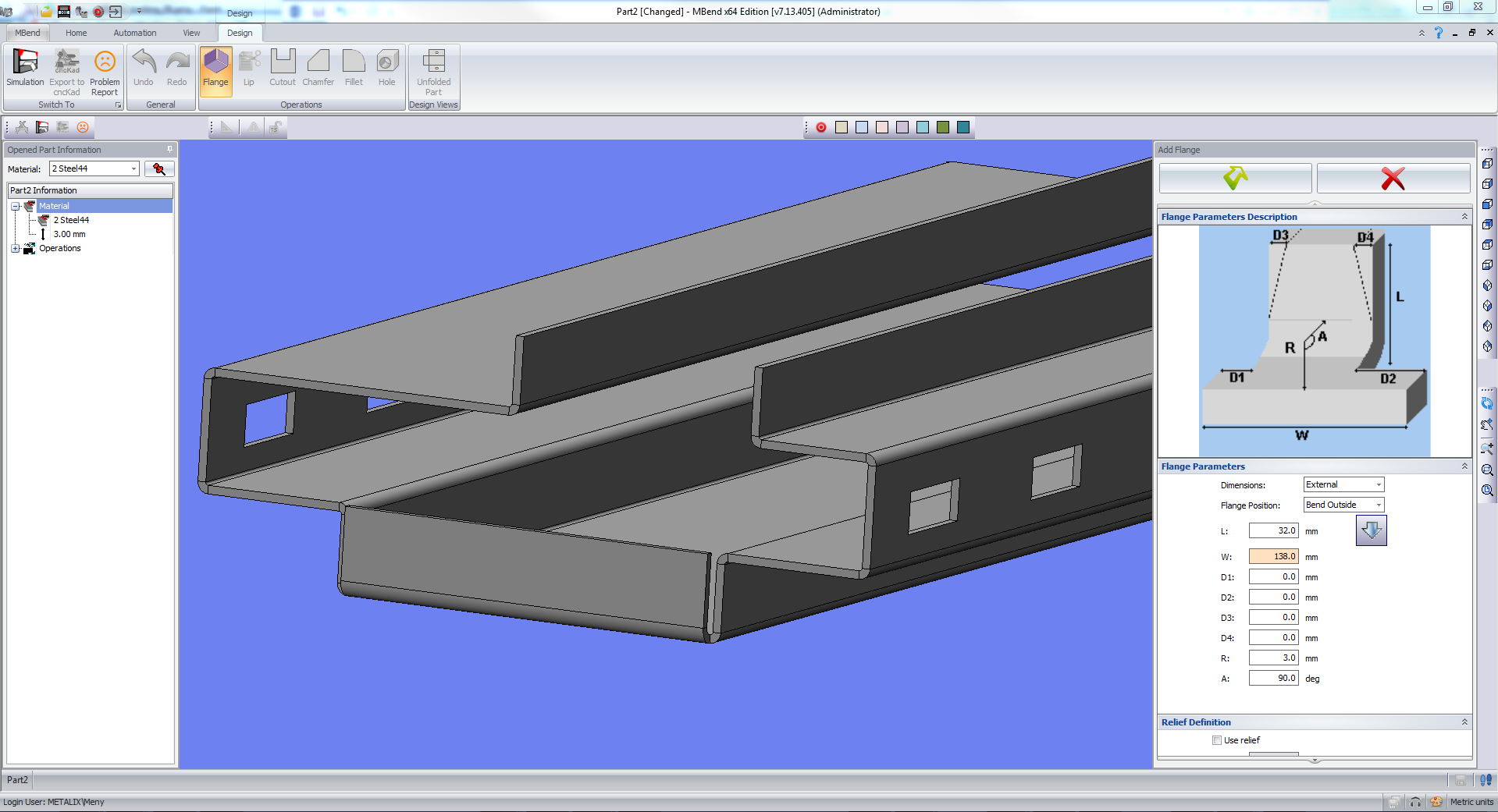 MBend Progettazione CAD 3D