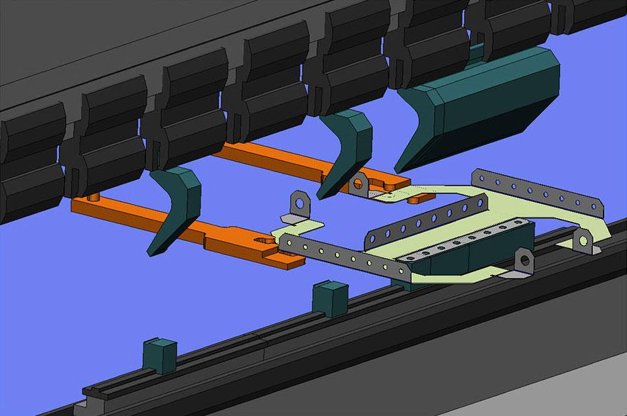 MBend - Metalix CAD/CAM Sheet Metal Software