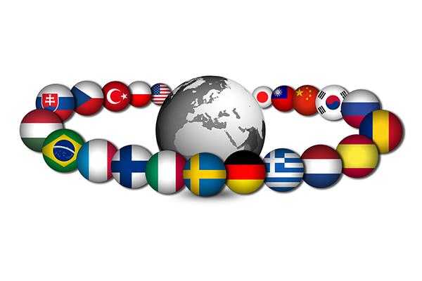 Il software Metalix viene fornito in molte lingue