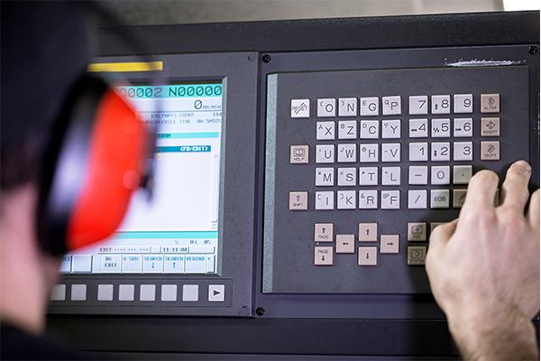 DNC: Machinensteuerung