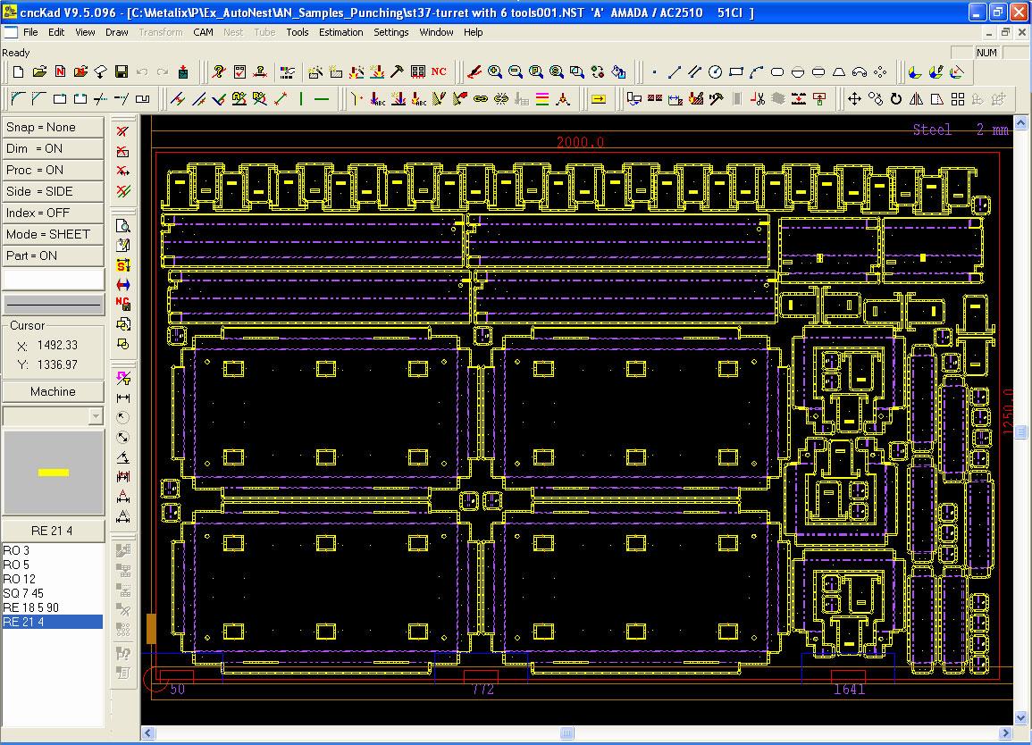 12808392194063 Metalix Cad Cam Sheet Metal Software