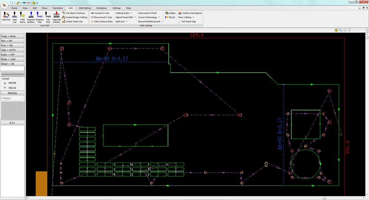 Lösung für 3D-CAD-Integration in cncKad