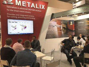 Metalix at Blechexpo